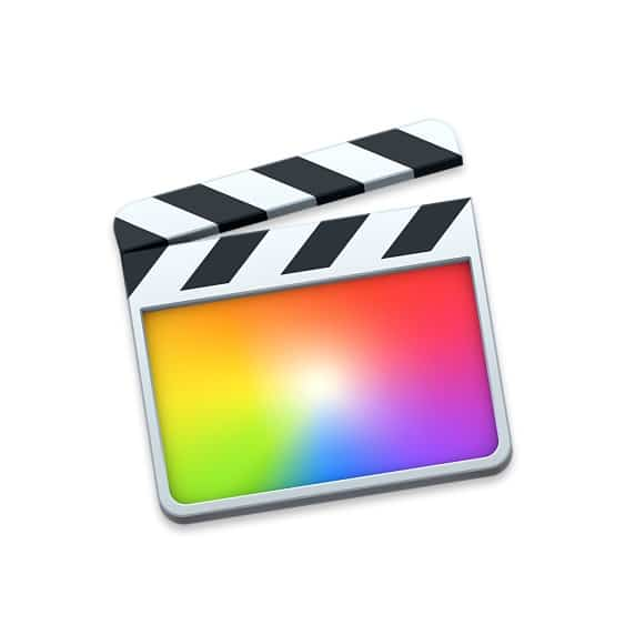 Apple released Final Cut Pro X 10.4