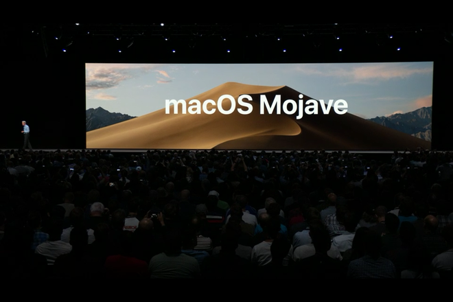macOS Mojave Released